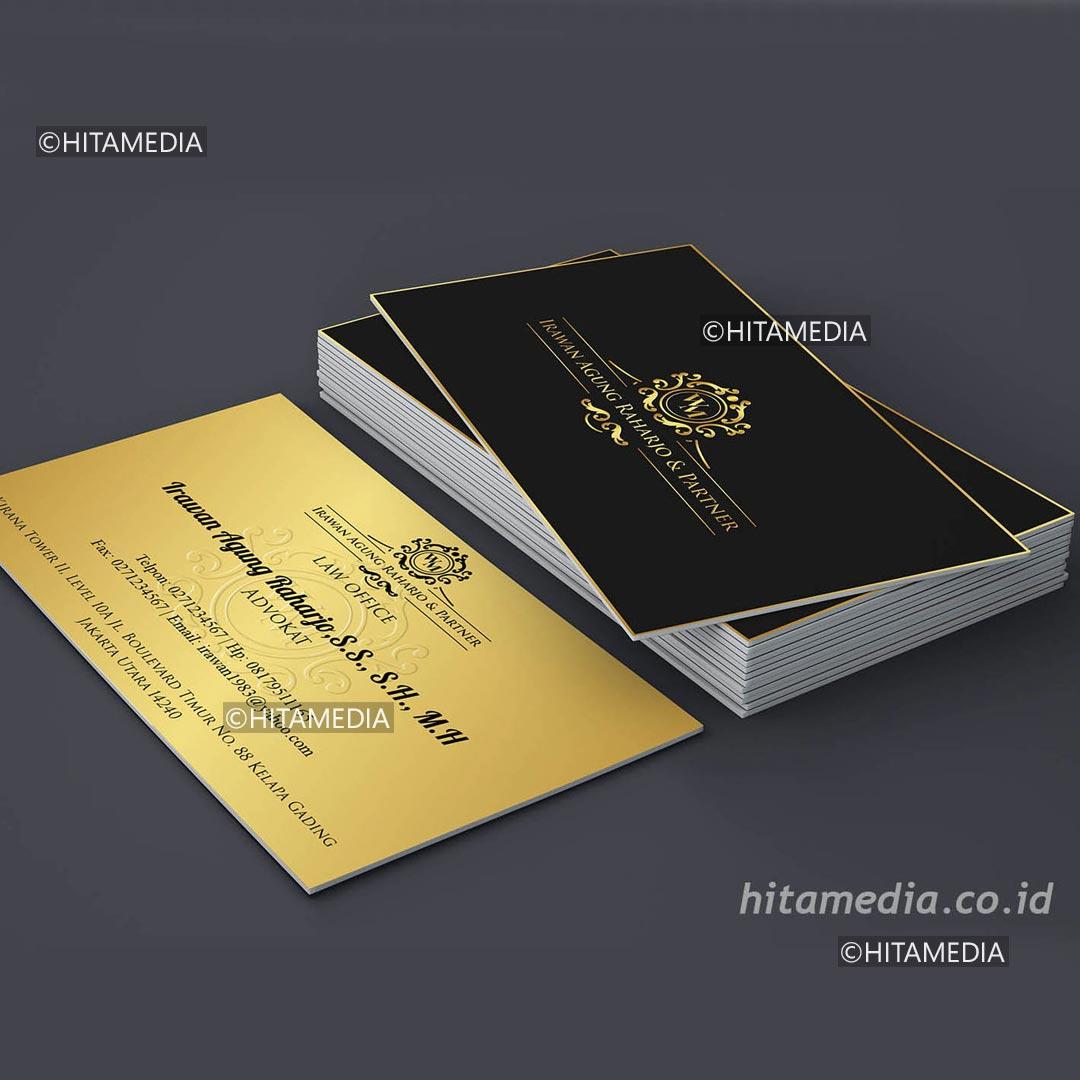 portofolio Buat Kartu Nama Pasuruan