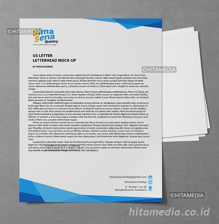 portofolio Harga Jasa Buat Kop Surat Palangka Raya Kalimantan Tengah