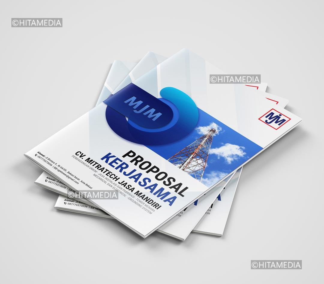 portofolio Biaya Cetak Proposal Sukabumi