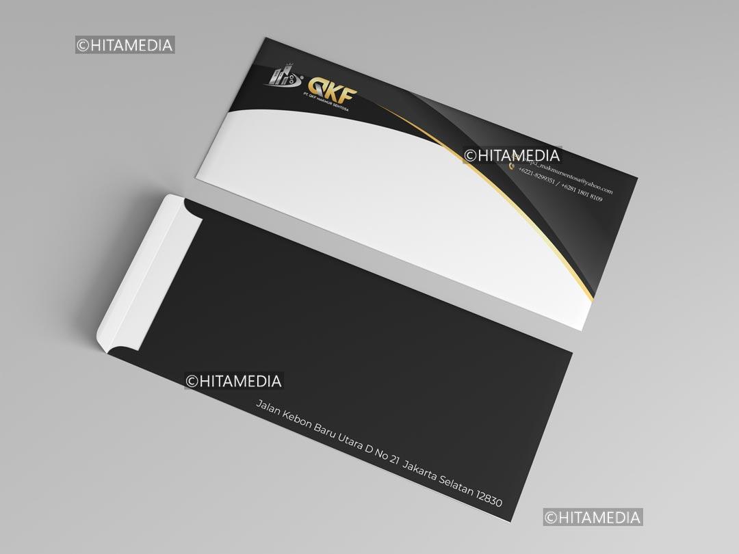 portofolio Harga Produksi Amplop Sukabumi